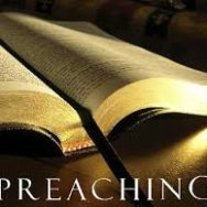 WHAT IT MEANS TO PREACH JESUS….  By Bill Echols -Evangelist